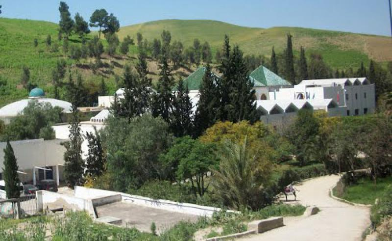 Station thermale de Moulay Yacoub